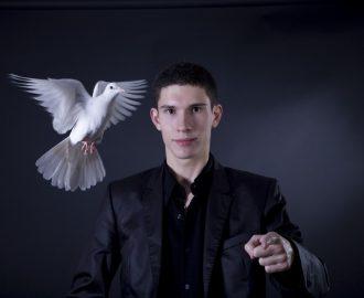 Magicien Julien MOREAU et la Magicienne Déclic