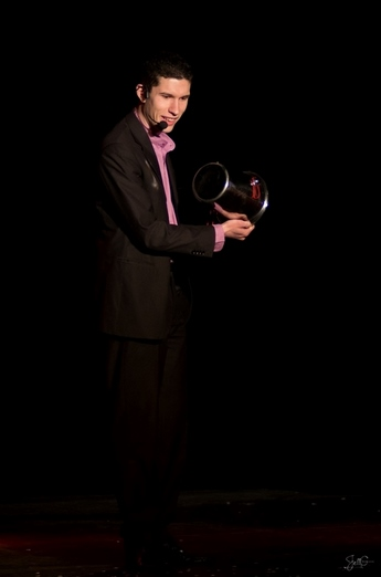 Magicien Julien MOREAU pour une entreprise