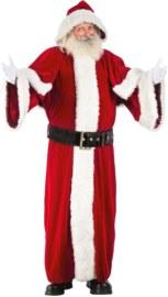 Père Noël basé dans le Val d'Oise